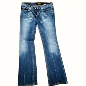 Todd Oldham Designer Bootcut Jeans